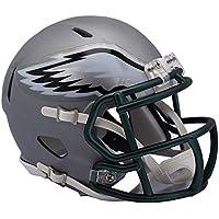 "Riddell """" Philadelphia Eagles Blaze Speed Helm, grau, Mini"
