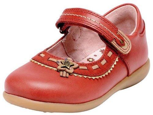 Start-Rite Ella 15111 Red Leather S10 F