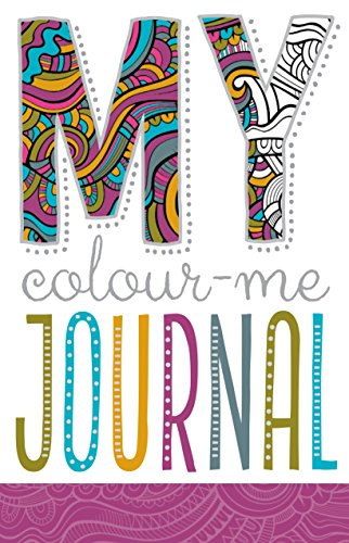 Colour Me Journal + Bookmarks