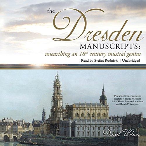 The Dresden Manuscripts  Audiolibri