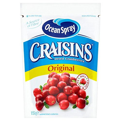 Ocean Spray Cranberries Getrocknete Craisins 150g -