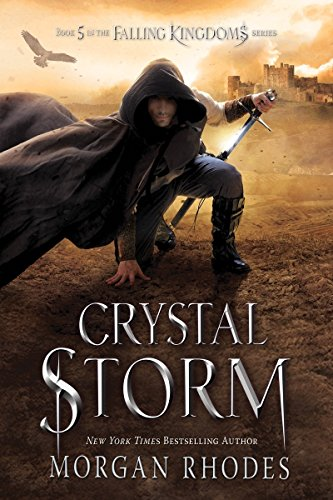 Crystal Storm Cover Image