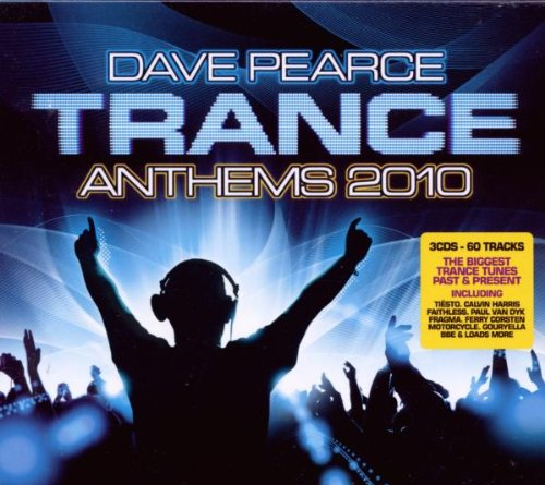 Dave Pearce Trance Anthems 2010 Test