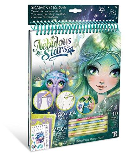 Nebulous Stars- Cuaderno de Dibujo Creative Sketchbook Marinia (Educa...
