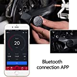 Bazaar LIVALL APP Bicycle Pedal Smart Cadence Sensor Wireless Bluetooth Bicycle Computer Speedometer