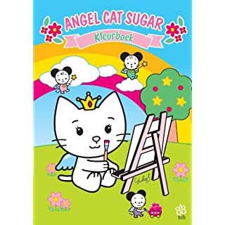 Angel Cat Sugar kleurboek set 5 ex/druk 1