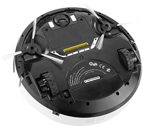 Sichler Haushaltsgeräte Saugroboter Staubsauger Roboter Bild 3*
