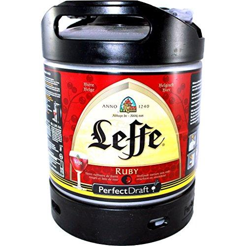 Fût 6L Leffe Ruby Perfectdraft