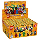 Lego Minifigures – Series 18 – Boite de 60 Sachets de...