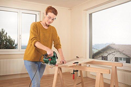 Bosch Sägeblatt Wood Basic 50 (mit NanoBlade Technologie für EasyCut 12, 50, AdvancedCut 18 und AdvancedCut 50) - 5