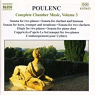 Poulenc: Sonata for Two Pianos / Clarinet Sonatas
