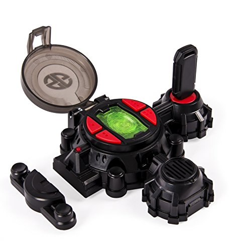 Spy Gear Door Alarm Spying - juguetes de rol para niños (Single toy, Spying, Niño, Negro, Rojo, Monótono, AAA)