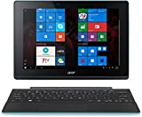 Acer Aspire Switch 10 E Pro7 2in1 Entertainment Edition (SW3-013) 25,6 cm (10,1 Zoll HD IPS) Convertible Notebook (Intel Atom Z3735F, 2GB RAM, 32GB eMMC, Intel HD Graphics, Win 10 Home) türkis