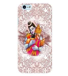 PrintVisa Religious Lord Ram Case Cover for Apple iPhone 6S Plus