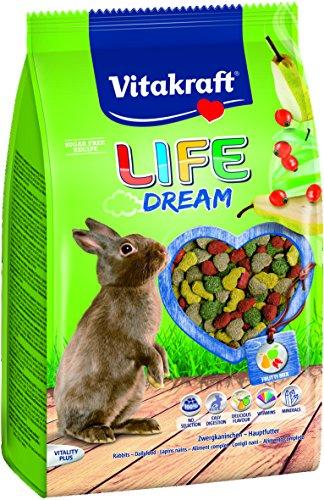 Vitakraft Kaninchenfutter 25275  im Test
