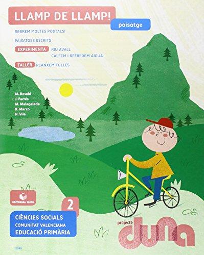 Ciències socials 2. Quadern 2 - Projecte Duna - Paisatge - Comunitat Valenciana - 9788430729463