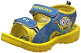 #9: Minions Boy's Sandals and Floaters