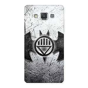 Premium Black Knight Shade Back Case Cover for Galaxy Grand Max