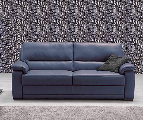 Vetrineinrete® piastrella adesiva 3d effetto pietra mattonella da parete autoadesiva ritagliabile murali adesivi parati arredamento moderno 30x30 cm