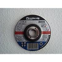 Black & Decker X32055/Qz Taş, Siyah, 1 Adet, 125  Mmx 22 Mm
