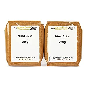 Mixed Spice 500g by Buy Whole Foods Online Ltd.