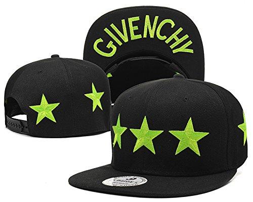 heder ysgmy Unisex New Fashion Adjustable Baseball Givenchy Snapbacks berretto 4 Taglia unica