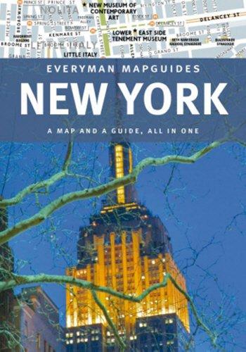 New York Everyman Mapguide: 2015 edition (Everyman Citymap Guide)
