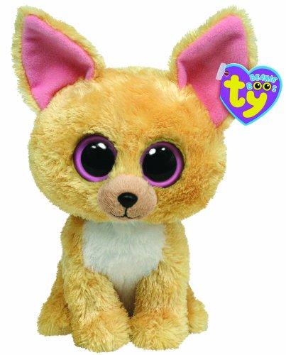 TY 7136040 - Nacho -Chihuahua, Hund Beanie Boos, 15 cm (Boos Neue Beanie)