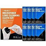 vsgo ddc-3magicfiber lente óptica Proyector de microscopio de la cámara paño de limpieza para Nikon, Canon, lentes de la cámara microscopio lente