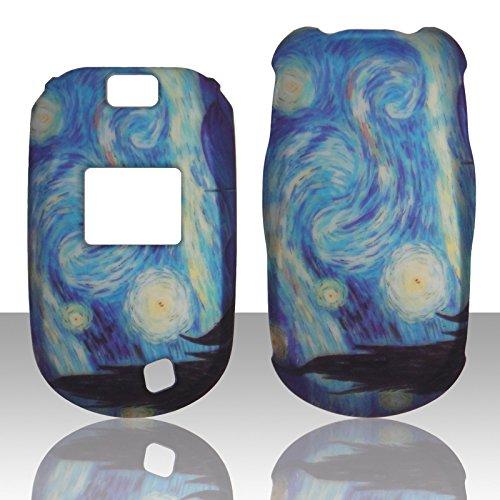 2D blau Design LG Revere VN150Verizon Fall Cover Snap On Cover Fall Blenden