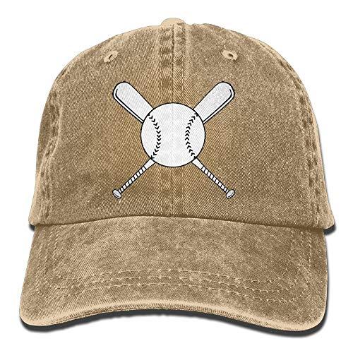 fuyon Men Women Baseball And Bat Jeanet Baseball Hat Adjustable Trucker Cap Fashion4967