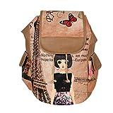 #4: Regalia™ Women's Designer Party Backpack Bag {Multicolor}