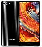 HOMTOM S9 Plus - 5,99 Zoll (18: 9) Tri-bezelless Vollanzeige Android 7.0 4G Smartphone, Octa Core 1.5 GHz 4 GB RAM 64 GB ROM, dreifache Kamera (13MP + 5MP + 16MP), 4050mAh Batterie - Schwarz