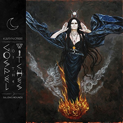 Salem's Wounds by Karyn Crisis' Gospel of the Witches