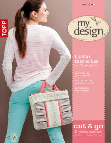 Preisvergleich Produktbild my design Laptoptasche Lea: mit Tablettasche