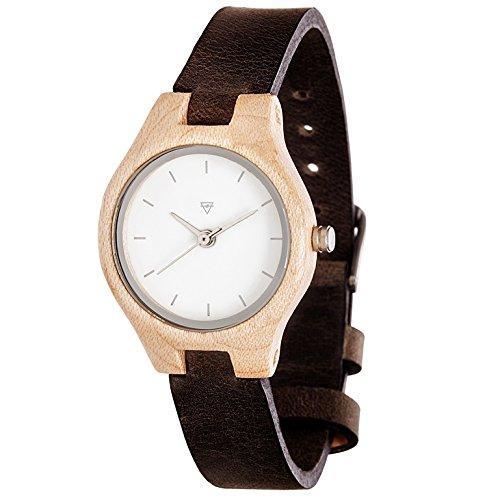Kerbholz Damen-Armbanduhr Adelheid