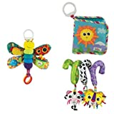 Lamaze Freddie The Firefly with Classic Discovery Book and Activity Spiral
