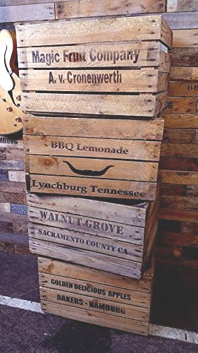 Holz Deko Kiste