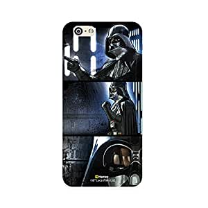 Hamee Official Star Wars Rogue One Licensed Designer Slim Fit Hard Back Case Cover for iPhone 6 Plus / 6s Plus Darth Vader 3