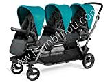 Peg Perego Pop Up – Sitz, Farbe Bloom Scuba