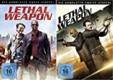 Lethal Weapon Staffel 1+2