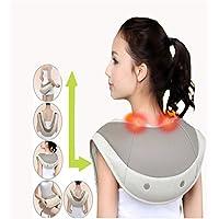 Preisvergleich für Nackenmassagegerät Beat Stärke Wirbelmassage Schal Schulter Nacken Schulter Multifunktional Heizung Haushalt Hals Taille Schulter