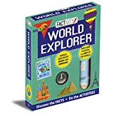 Factivity World Explorer: Discover the Facts, Do the Activities