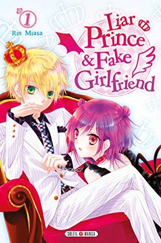 Liar Prince and Fake Girlfriend T01 par Rin Miasa
