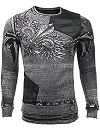 Cipo & Baxx Herren Sweatshirt CL187