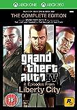 GTA IV Complete Edition (Xbox 360/Xbox One) - [Edizione: Regno Unito]