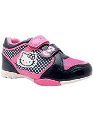 Hello Kitty  Dahlia, Baskets mode pour fille Bleu bleu