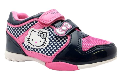Hello Kitty Dahlia, Sneaker bambine Blu blu, Blu (blu), 6 Child UK