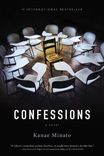 Confessions por Kanae Minato