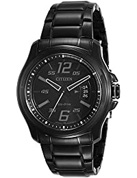 Citizen Analog Black Dial Men's Watch - AW1354-58E